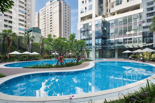 Bể bơi Rivera Park