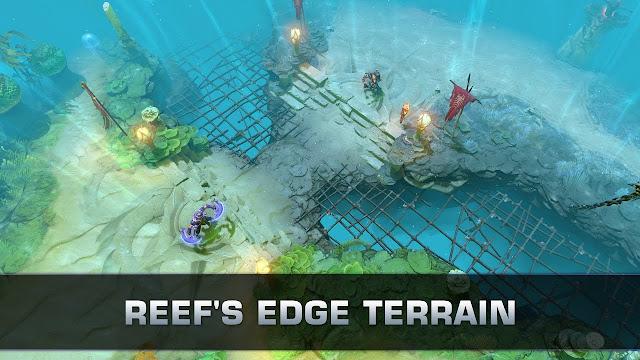 Reefs Edge Terrain
