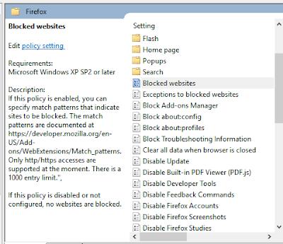 Cara menambahkan dukungan Group Policy ke Firefox-8