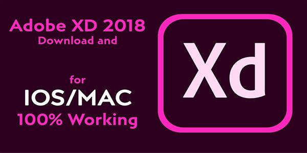 أدوبي اكس دي أحدث نسخة كاملة | Adobe XD CC 2018 7.0.12.9 للماك والويندوز-بلال آ{ت