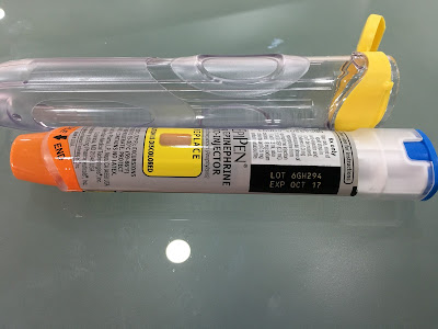 Epi Pen Recalled