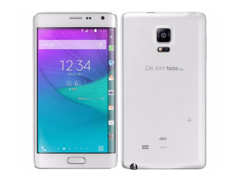 Samsung Galaxy Note Edge Is Down To PHP 9990!