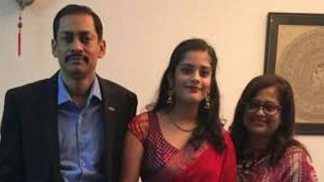 Meghna Srivastava Family Caste