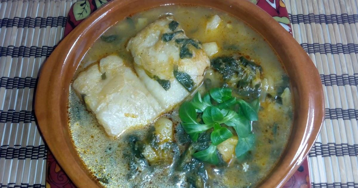 Trasnochar en la cocina bacalao guisado con can nigos y patatas - Bacalao guisado con patatas ...