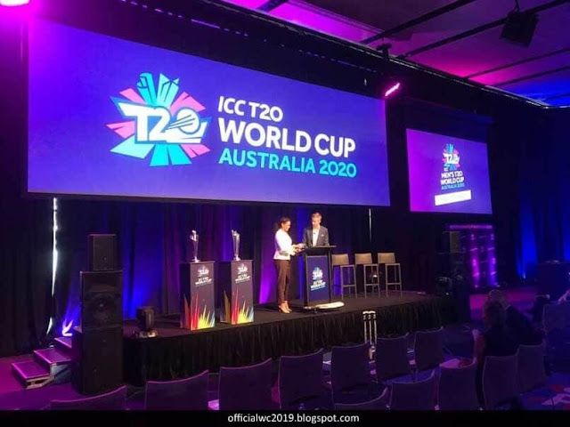 Cricket T20 World Cup 2020
