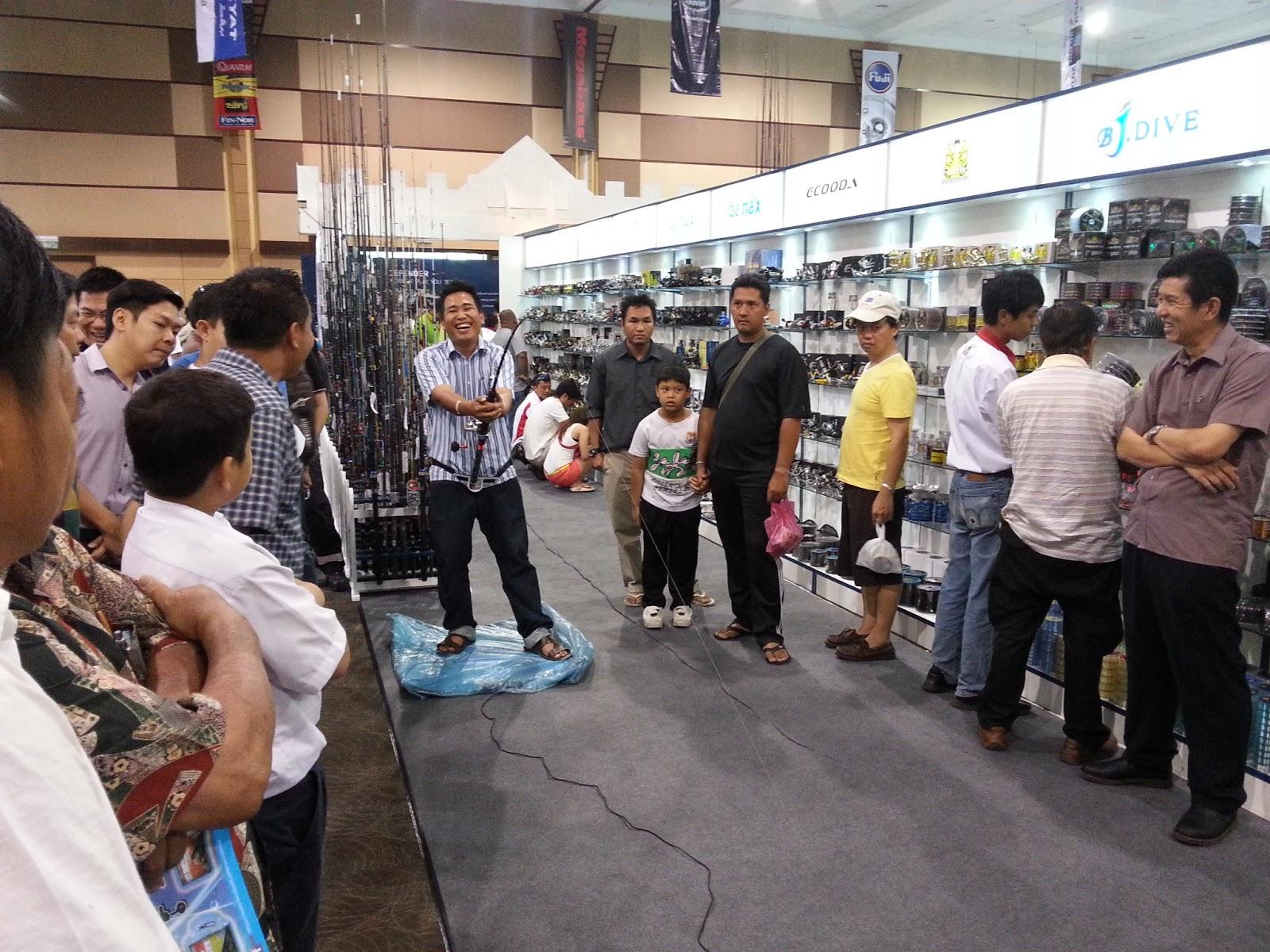 pancing2u.blogspot.com: Pameran Memancing Dan Aktiviti