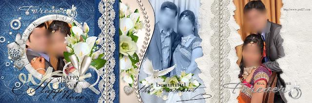 Indian Wedding Photo Album Design