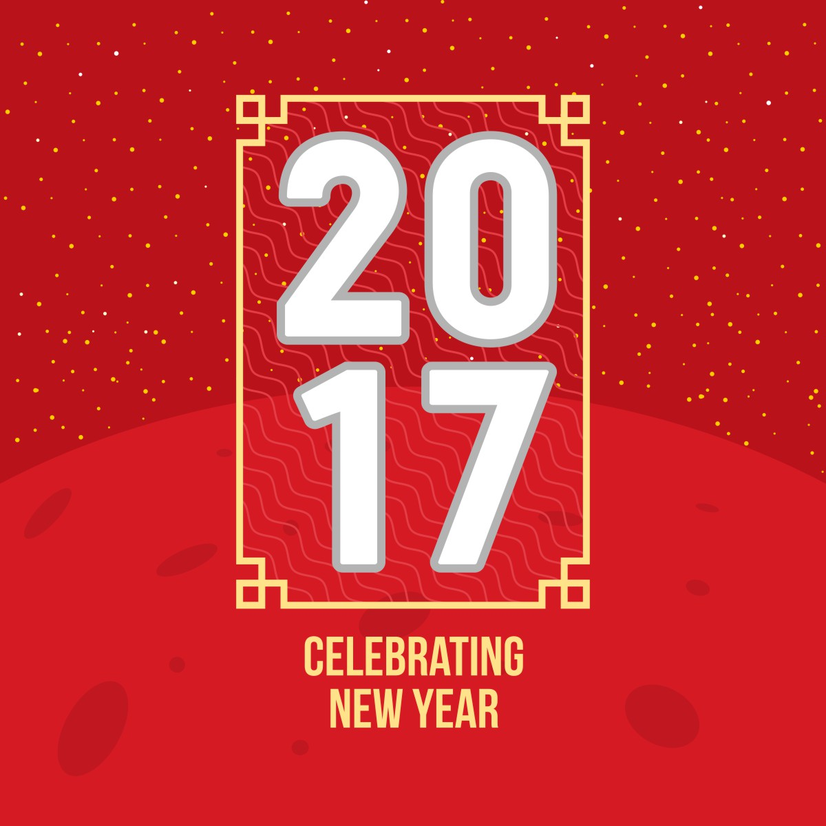 Happy New Year 2017 Themes Free Download