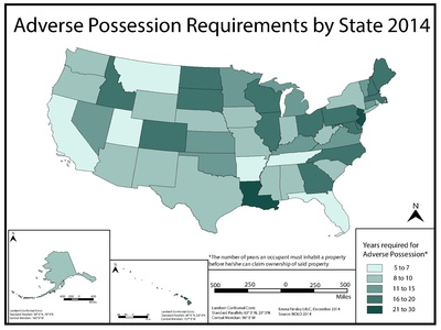 Tuesday Tip: Legal Theft By Adverse Possession