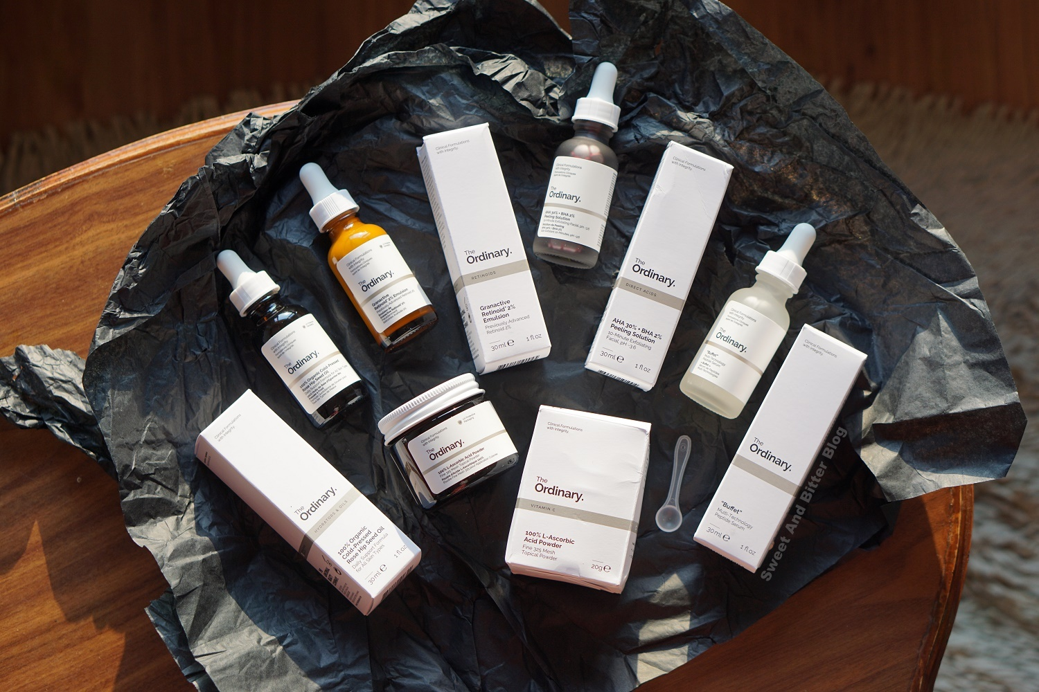 Cult Beauty Haul India for The Ordinary