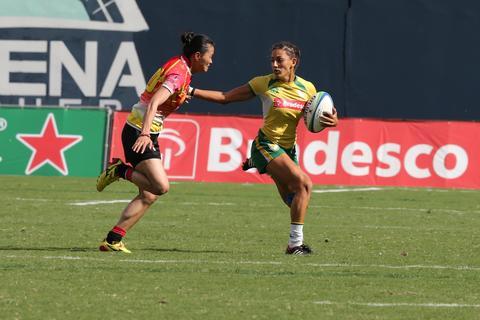 Seleção Feminina do Brasil de Rugby Sevens disputa de torneio no Uruguai f8992d72c8a