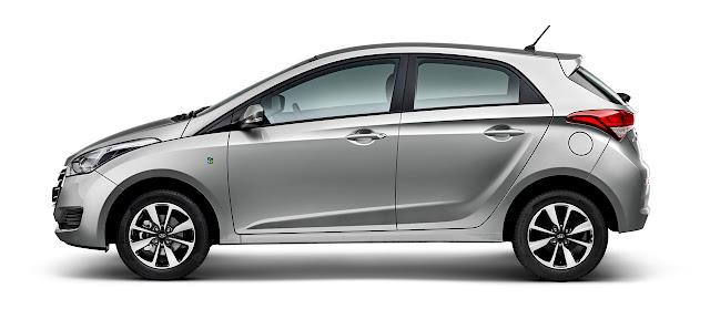 Hyundai HB20 2018 Sedan - série especial