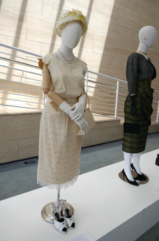 Queen Elizabeth II Ghana visit dress Crown season 2