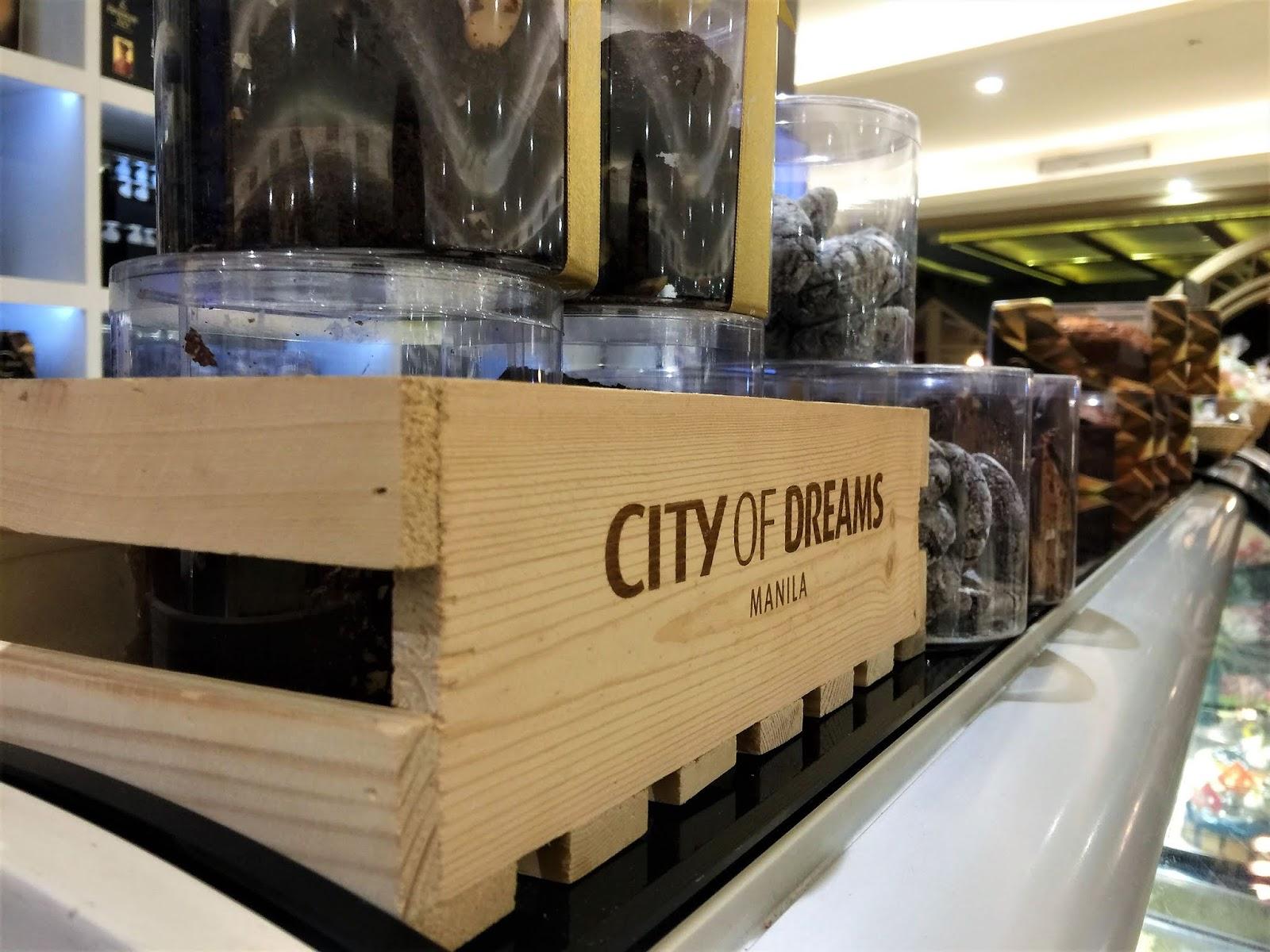Cafe Society in City of Dreams Manila, Paranaque City