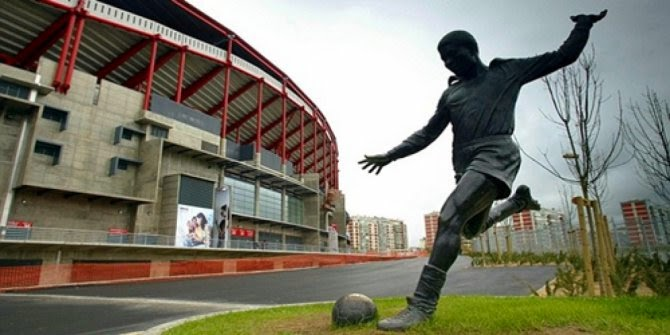 Eusebio (Estadio da Luz)