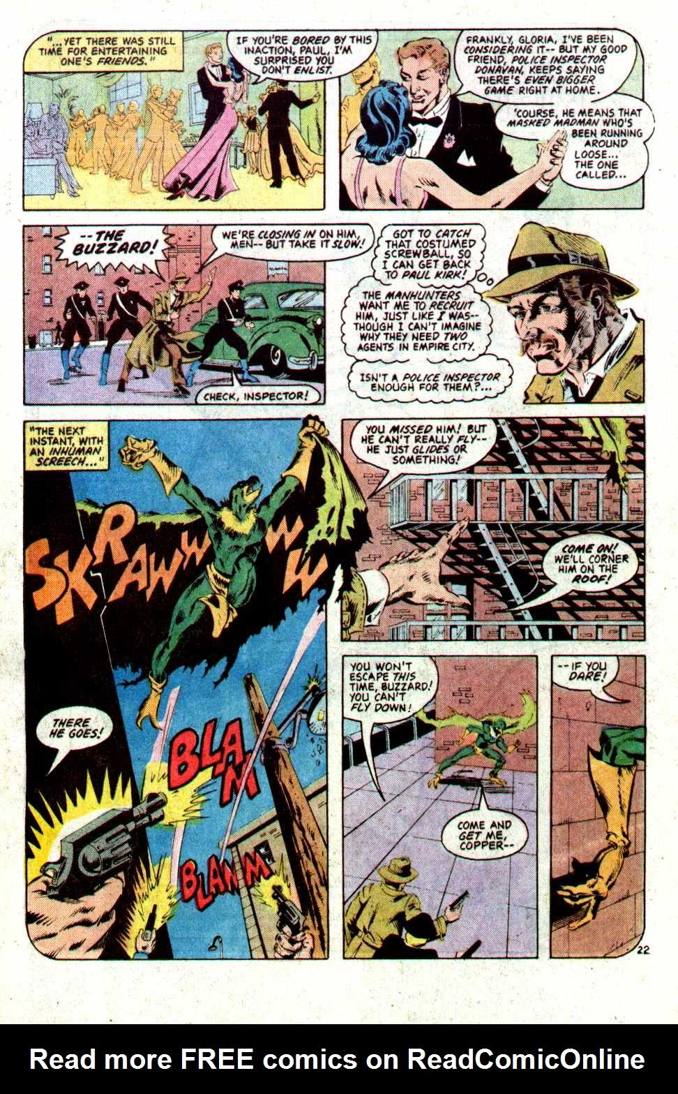 Read online Secret Origins (1986) comic -  Issue #22 - 23