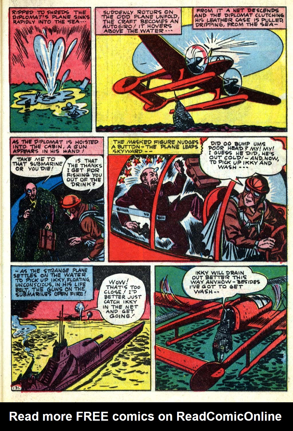 Read online All-American Comics (1939) comic -  Issue #26 - 25