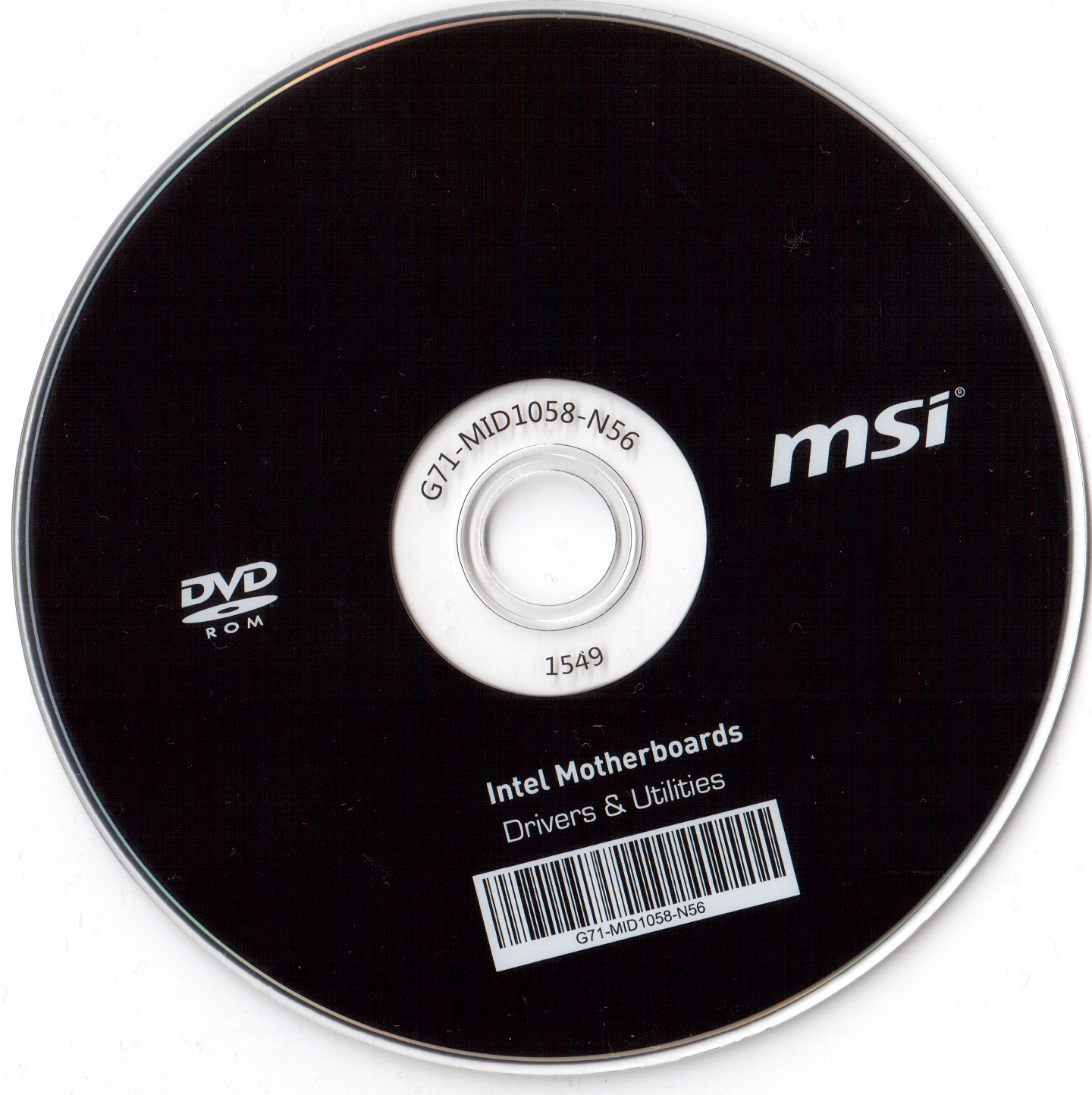 Msi dvd rom Driver download