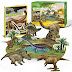 $9 (Reg. $19.99) + Free Ship National Geographic Dinosaur Puzzle Toys with Booklet!