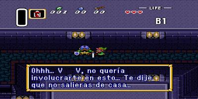 The Legend of Zelda: A Link to the Past [Español] - Captura 3