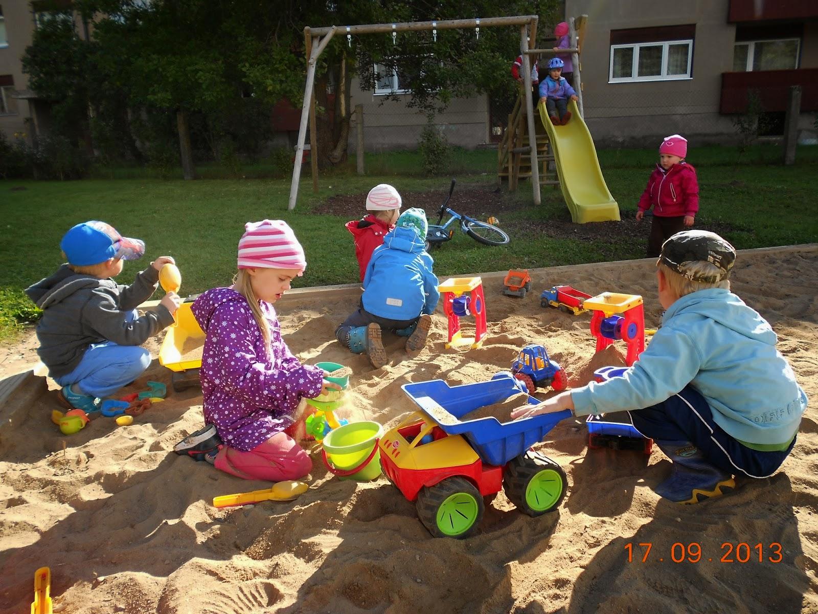 mängud õues lastele