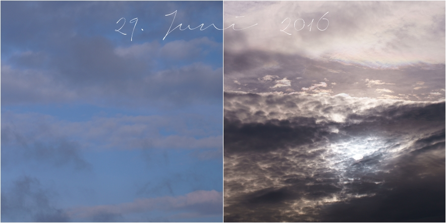 Blog + Fotografie by it's me! | fim.works | Himmel am 29. Juni 2016