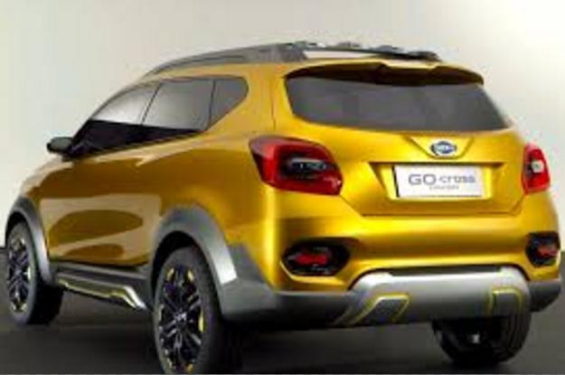 Tampilan Desain Yang Dinamis dan Sporty Datsun Go Cross