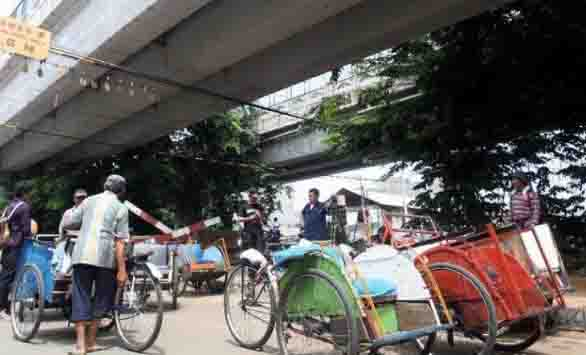 Terbongkar Niat Jahat, Truk Pengangkut Becak ke Jakarta Dimobilisasi Kelompok Politik