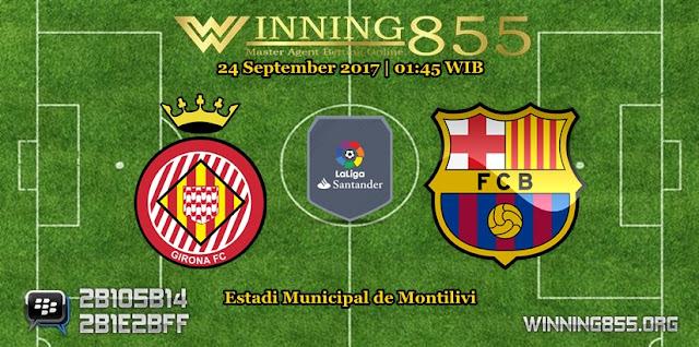 Prediksi Skor Girona vs Barcelona