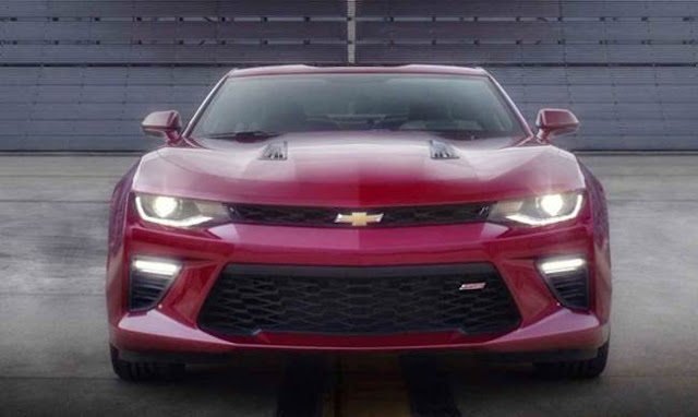 2018 Chevy Camaro ZL1 Redesign, Rumors