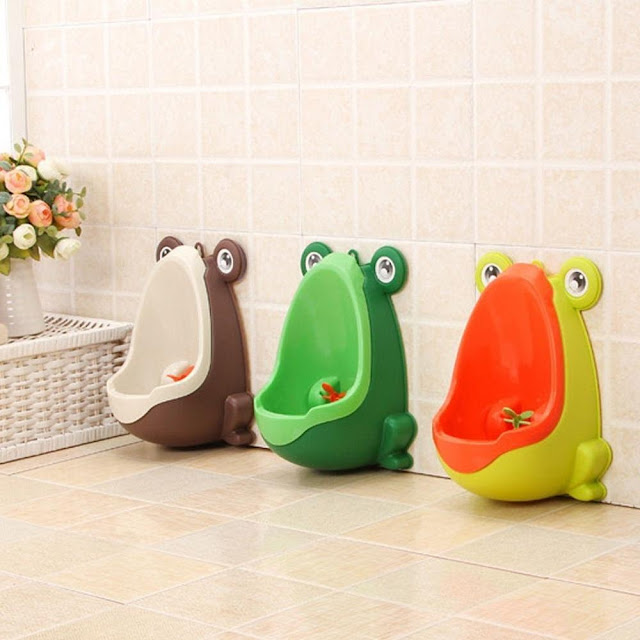 Potty Training Urinalfor Boys with Funny Aiming Target