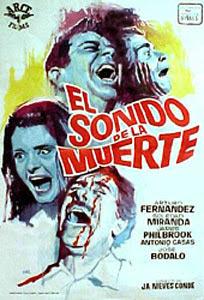 El Sonido de la muerte, una magnifica película dirigida por José Antonio Nieves Conde