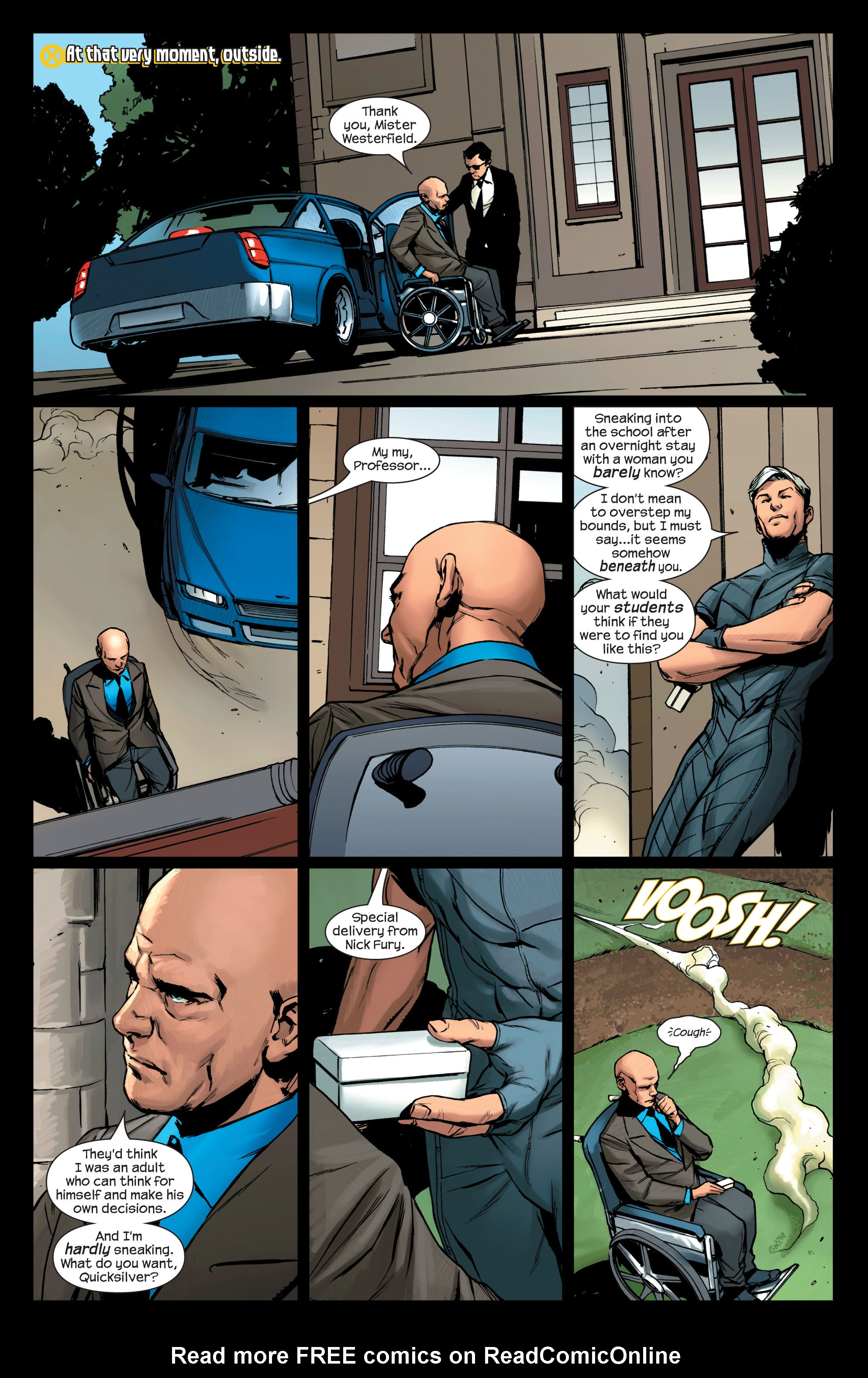 Read online Ultimate X-Men comic -  Issue #75 - 4