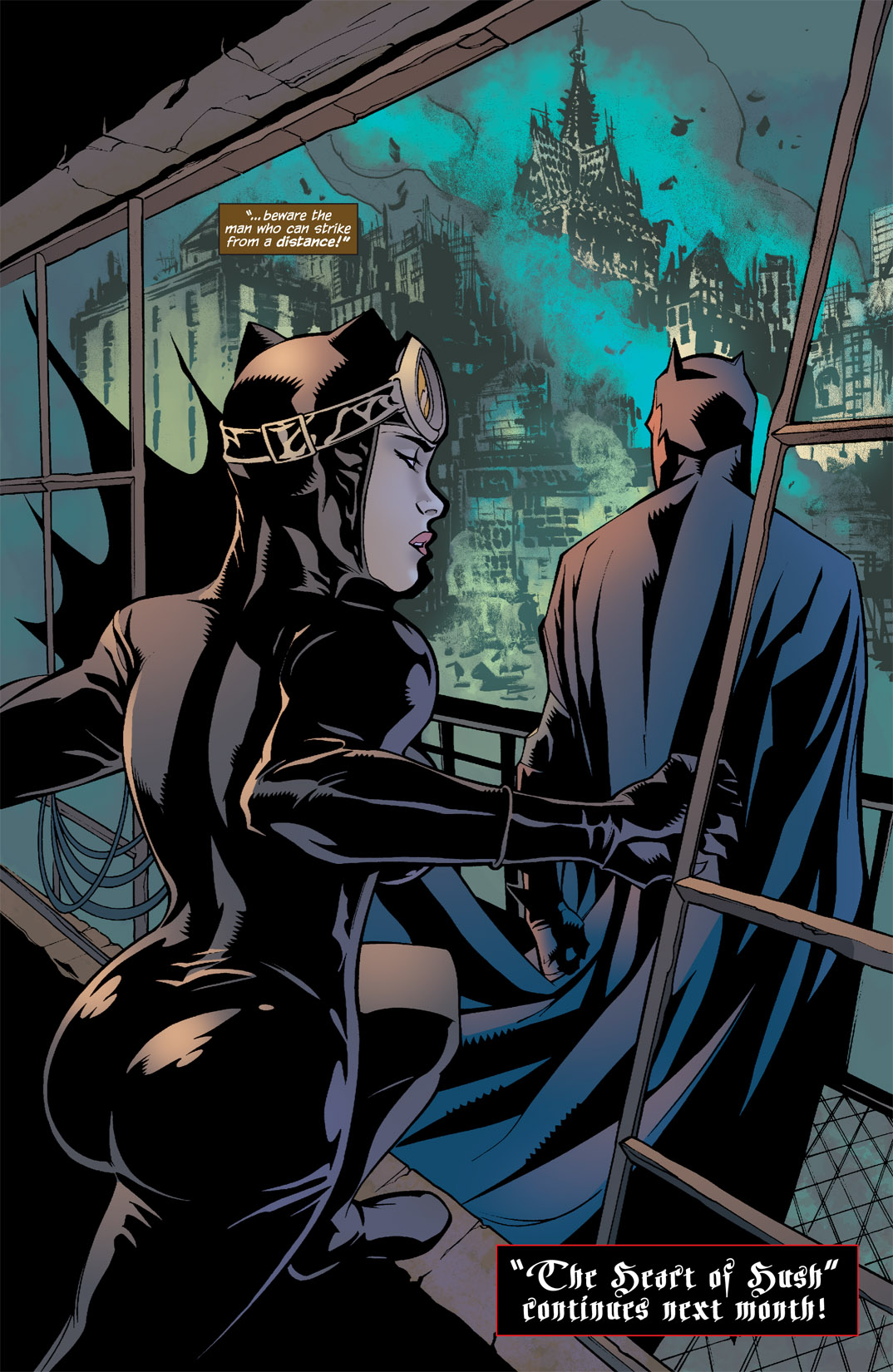 Detective Comics (1937) 846 Page 22