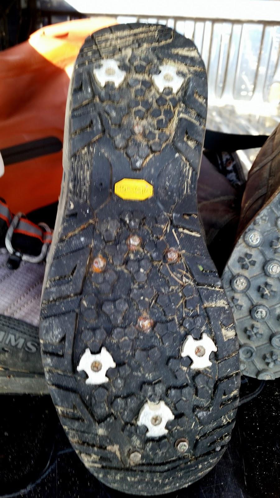Gorge Fly Shop Blog Felt Vs Tread Who Gives A Boot