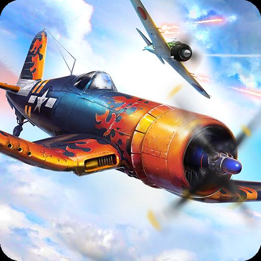 تحميل لعبة War Wings v5.3.60 مهكرة وكاملة للاندرويد اخر اصدار