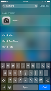 Cara Membersihkan Kamera iPhone