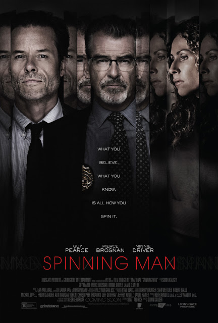 Spinning Man (2018) ταινιες online seires oipeirates greek subs