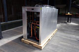 Máy nước nóng trung tâm