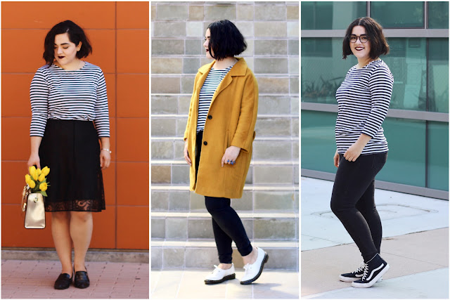 3 Ways to Style a Breton Striped Top