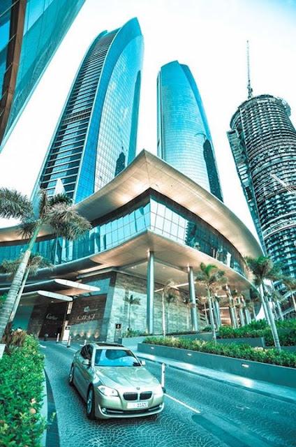 United towers - Abu Dhabi