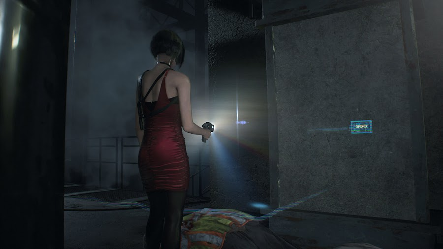 resident evil 2 remake ada wong screens 5