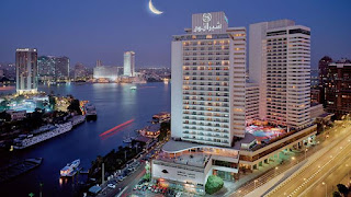 Hotels in Egypt :The Sheraton Cairo Hotel