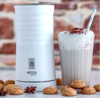 Spieniacz do mleka Hoffen Food Expert z Biedronki