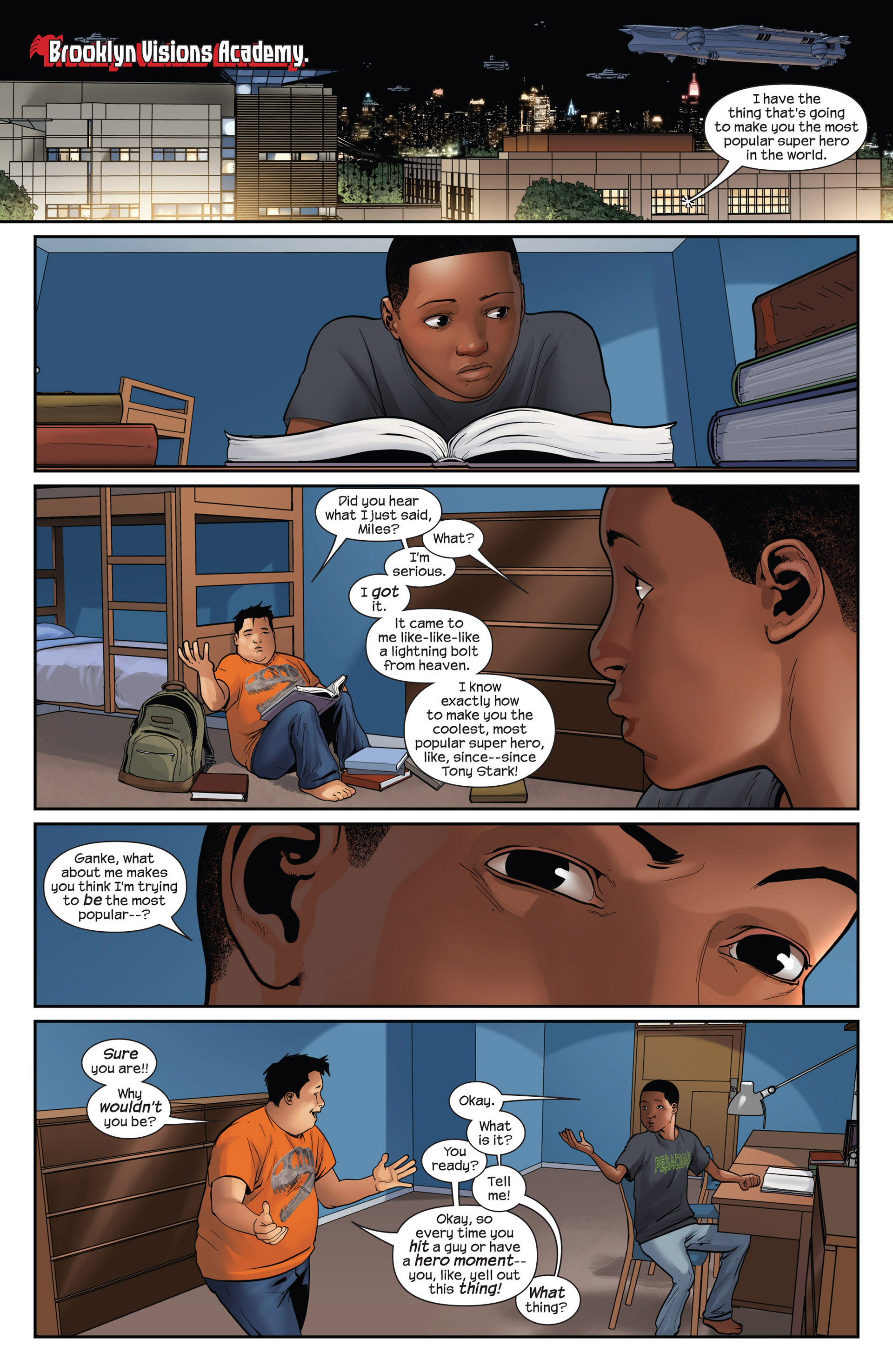 Read online Ultimate Comics Spider-Man (2011) comic -  Issue #15 - 4