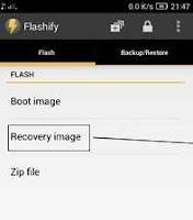 Install Custom Recovery TWRP On Lenovo Vibe X2