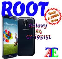 CF-Auto-Root Galaxy S4 GT-i9515L Lollipop