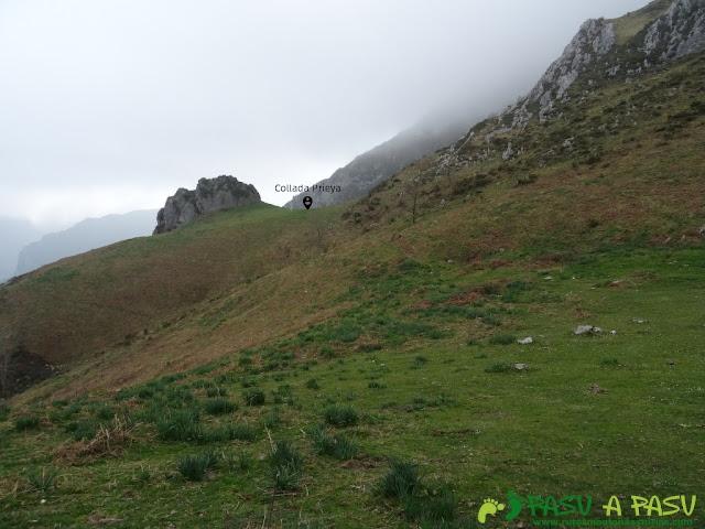 Ruta Sierra del Crespón: Collado Prieya