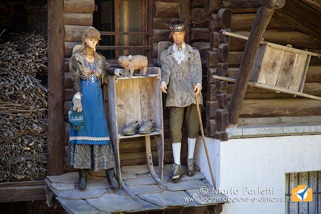 Costumi Walser ad Alagna Valsesia