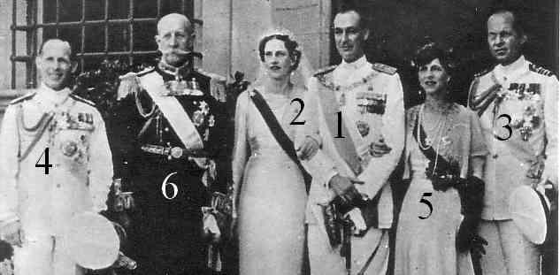 Aimone Roberto Margherita Maria Giuseppe Torino di Savoia-Aosta-Irene di Grecia e Danimarca-Matrimonio